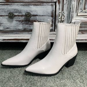 White western boots from Pretty Little Thing
